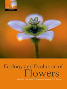 Ecology and Evolution of Flowers Cover